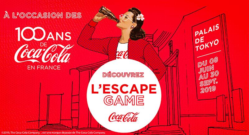 Escape-Coca